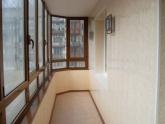 Застеклить балкон окнами ПВХ