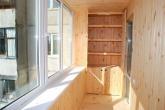 Профессиональное остекление балконов в Спб окнами ПВХ